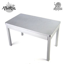 "Pattiz Toy 1:6 Scale Table for 12"" Action Figure Soldier Scene Props Accessories Dolls Collection Military Model Mini Furniture(China)"