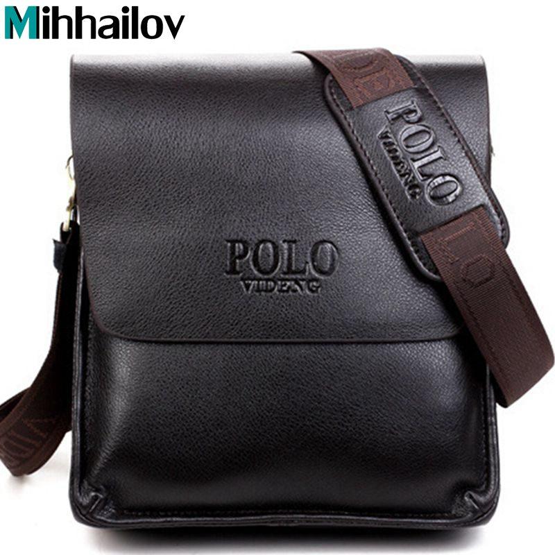 2017 New Arrived free shipping pu leather men bag fashion men messenger bag bussiness bag  SK110<br><br>Aliexpress