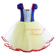 Pettigirl New Arrival Girls Dress Up Costumes Cute Halloween Costumes Blue Princess Kids Clothes 1-7Y Wholesale CMGD90419-338