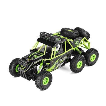 LeadingStar Wltoys 18628 1:18 Electric Six-Wheel Drive cClimbing RC Car with LED Light RTR