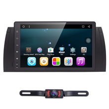 "Super 9"" Screen Android 6.0 Car Radio for BMW E39 E53 X5 with Mirror Link No DVD iNAND 16G auto multimedia Stereo Navi(China)"