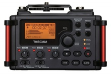 Original Tascam DR-60DMKII Handheld digital voice recorder professional Linear PCM Recorder Mixer DSLR VIDE For DSLR SLR Camera