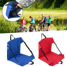 Clip-On Portable Folding chairs Camping Picnic Outdoor Hiking Seat Tool