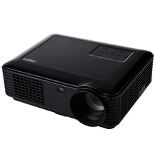 Original Muti-function Multimedia Player POWERFUL SV - 228 Home Theater 4000 Lumens 1280 * 800 Pixels LCD Projector