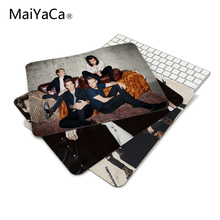 Band 1D One Direction Harry Styles Liam Payne Mouse Mats Anti-Slip Rectangle Mouse Pad Customized Supported Durable Anti Slip(China)