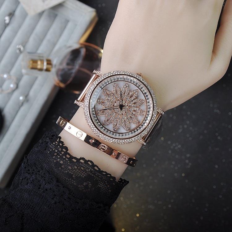 Female Watch Personalized fortunes durable fashion luxury quartz-watch full diamond Stainless Steel Strapt Ladies Watch<br><br>Aliexpress