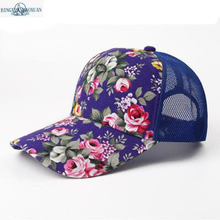 Summer Fashion Unisex Breathable Baseball Cap Baseball Cap Hat Bone Man Women Golf Hat Sport Cap Men Casquette