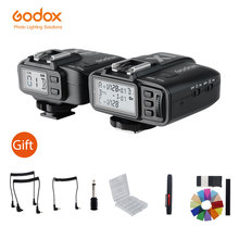 Godox X1C E-TTL 2.4G Wireless Flash Trigger For Canon EOS DSLR 6D 7D 60D 650D 700D 5DIII TT685C V860C Flash speedlite + 4 Gift