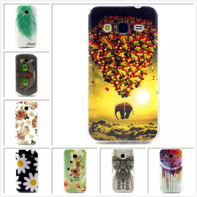 Luxury TPU Phone Shell for font b Samsung b font Galaxy Core Prime Core Prime 4G