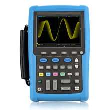 Micsig digital handheld oscilloscope scopemeter 200MHz 2 channel Automotive oscilloscope multimeter portable diy kit MS520S