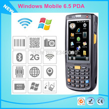 Scanner Film For Windows Mobile 6.5 Handheld Rugged PDA Wireless Data Terminal with 13.56 MHz RFID Industrial Mobile PDA(China)