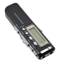 MJTEK 8GB Mini VOR digital Audio Voice Recorder Rechargeable Voice Activated Dictaphone WAV Recording Pen + MP3 Player