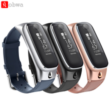 Original M6 Smart Watch Sports Smart Bracelet band Bluetooth 4.0 Headsets Sleep Monitor Fitness Tracker for IOS Android Phone