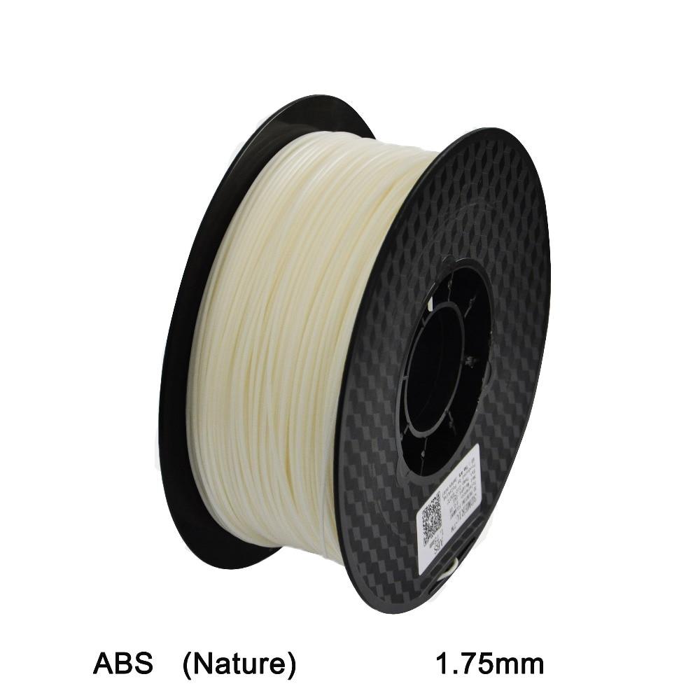 3D printer filaments ABS 1.75mm 1Kg Rubber Ribbon Consumables Material RepRap<br><br>Aliexpress