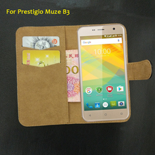 6 Colors Factory Direct!! Prestigio Muze B3 PSP 3512DUO Case Flip Leather Luxury Exclusive Protective 100% Special Phone Cover