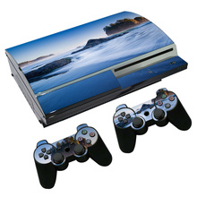 OSTSTICKER Snow Vinyl Skin Sticker for sony playstation 3 Fat for PS4 Fat sticker China manufacturer(China)