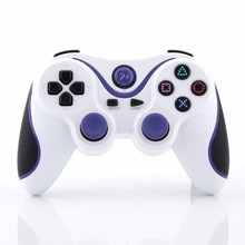 Hot Sale Bluetooth Wireless Double Shock Controller For PS3 Dual Vibration Joypad For Sony Playstation 3 Sixaxis Joystick