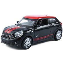 Jia industry 1:32  model for BMW MINI  mini car model children's toys gifts bulk