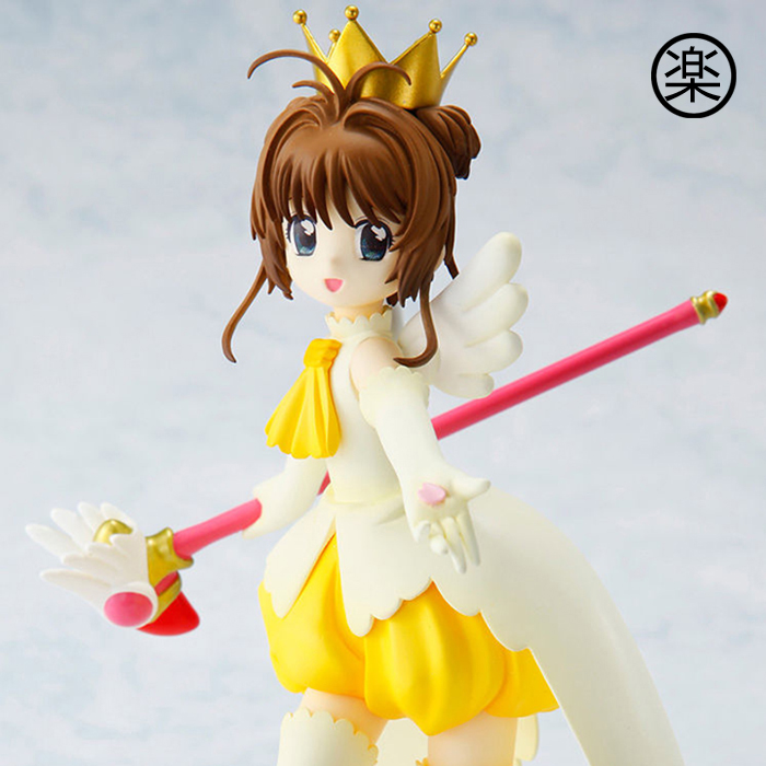 170mm Furyu Original Japanese classic anime figure CARDCAPTOR SAKURA KINOMOTOSAKURA action figure collectible model toys<br>