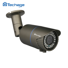 Techage 2.0MP 4.0MP 2.8-12mm Varifocal Lens 48V POE IP Camera Outdoor Waterproof P2P ONVIF CCTV Security Surveillance Camera(China)