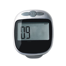 Waterproof LCD ExeCuter Step Pedometer Walking Calorie Counter, Black(China)