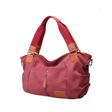 girl lady women multifunctional middle size High capacity canvas shopping travel crossbody Shoulder pad hand tote everyday Bags