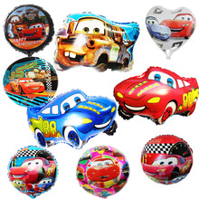 1piece/lot Car Balloons cars story Foil Ballons Children Gift Birthday/Party/Wedding Celebration Decoration classic toy