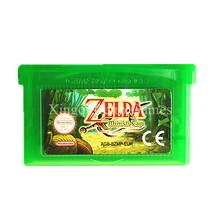 Nintendo GBA Game The Legend of Zelda The Minish Cap Video Game Cartridge Console Card ENG/FRA/DEU/ESP/ITA Language