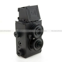 DIY TLR Twin Lens Reflex Camera 35mm Gakken Lomo Holga BFE 80214313