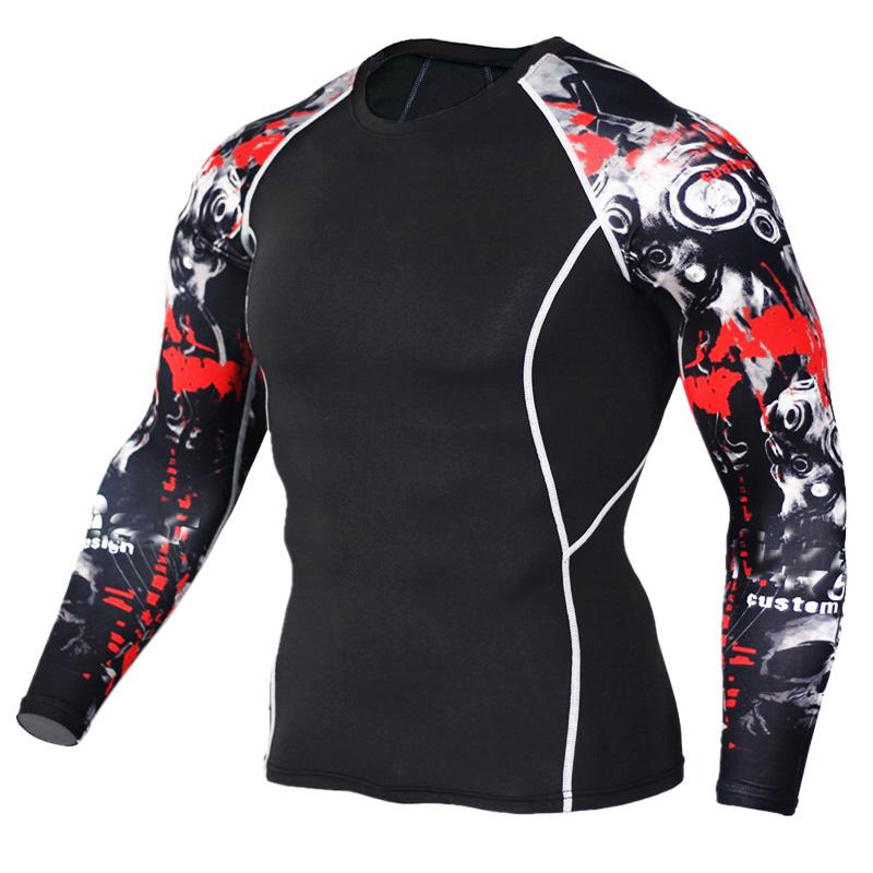 HTB13jBHRXXXXXc2XXXXq6xXFXXXP - Mens Compression Shirts 3D Teen Wolf Jerseys Long Sleeve T Shirt Fitness Men Lycra MMA Crossfit T-Shirts Tights Brand Clothing