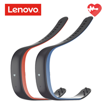 Lenovo HW02 Smart Wristband Bluetooth 4.2 Heart-rate Smart Sport Wristband Fitness Sleep Monitor For iPhone 7 Plus iOS Android