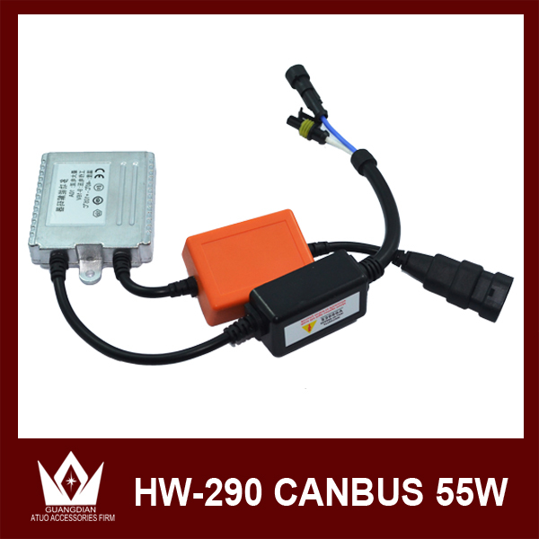 Guang Dian 2pcs/lot 12V AC hid 55w canbus Ballast HID Xenon Ballast Replacement All Sizes Waterproof Xenon canbus Ballast<br><br>Aliexpress
