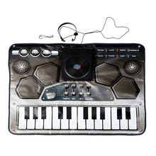 zippymat child Multifunction toy DJ music Game Mat piano Touch Electronic Mat