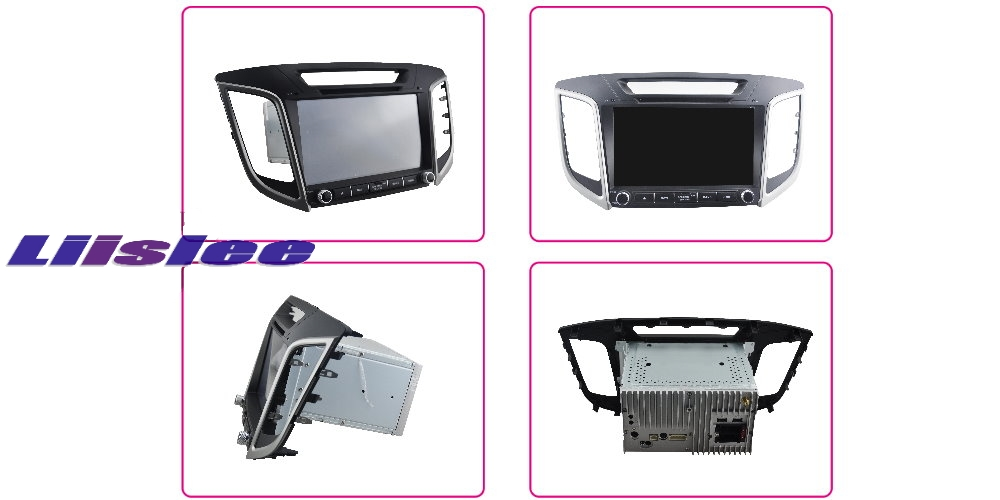 For HYUNDAI ix25 Car Multimedia TV DVD GPS Radio Original Style Navigation Android Advanced Navi mosaic
