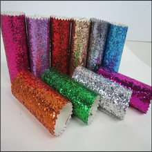 11m one roll free shipping glitter wallpaper for party decoration and restaurant wallpaper decoration(China)
