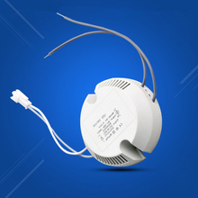 High Quality 8-24W LED Constant Current Driver For Ceiling Lamps AC 85-265V Input DC 25-85V 300mA Output Circular LED Driver