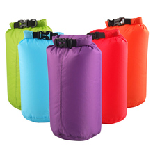 8L Waterproof Swimming Bag Large Capacity Canoe Diving Camping Hiking Backpack Dry Bags Pouch Water Sports Practical Bag(China)