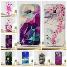 For HTC 10 EVO Case Cover For HTC D10 EVO 3D Stereo Relief Painting Back Covers for HTC 10 evo / Bolt Soft Silicon Phone Case(China)