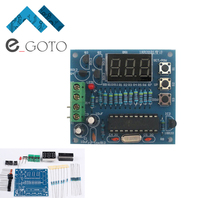AT89C2051 DS18B20 DIY Kit Digital Temperature Controller microcontroller Design Thermometer Electronic Suite