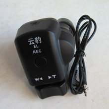 Camcorder Remote Control Zoom Remote Controller for SONY,CANON with LANC or ACC jack(China)
