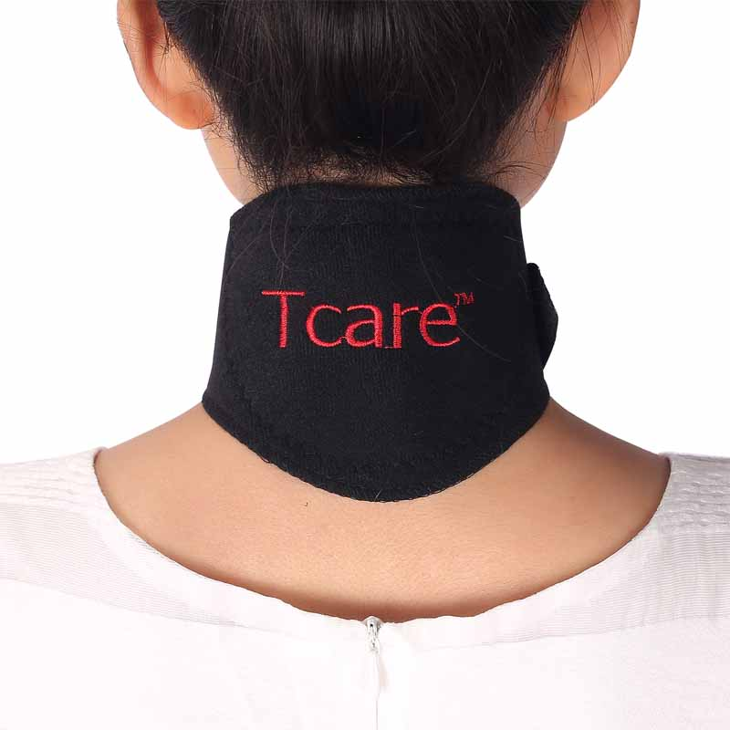 Neck Self-heating Belt for Magnetic Therapy