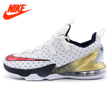 Original New Arrival NIKE Men's High top Breathable Basketball Shoes Sport Sneakers(China)