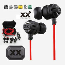 XEDAIN X HA-FX1X KST 3.5mm In-ear Good Earphones Headphone headsets Super Bass stereo earbuds for mobile phone MP3 MP4 Universal(China)