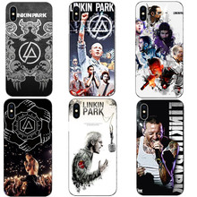 Buy Phone Cases Linkin Park Cover Case iPhone X 10 8 8Plus 7 7Plus 6 6S Plus Cases Apple iPhone 5 5S SE Coque Shell for $1.21 in AliExpress store