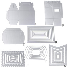 scrapbooking embossing stencil folder cutting stencils Metal Cutting Dies Stencil DIY Scrapbooking Embossing Album Paper