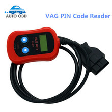 2017 New VAG Key Login Easy to use work by obd2 ,for audi vw pin code reader VAG PIN Code Reader / Key Programmer 2 in 1