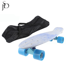 Portable 7 Inches Longboard Hoverboard Bag Skateboard Hover Peny Board Bag Cruiser Backpack Scooter Handbag For Roller Skating