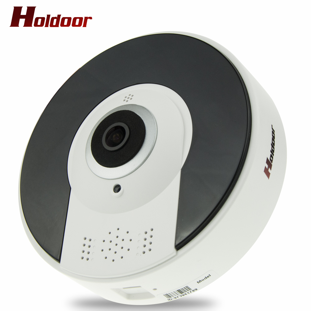 Holdoor 360 Degree VR Panorama Camera HD 960P Wireless WIFI IP Camera Home Security Surveillance System ONVIF Webcam CCTV Camera<br>