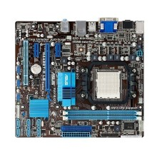 Used,For Asus M4A88T-M LE Original Used Desktop Motherboard 880G Socket AM3 DDR3 SATA II USB2.0