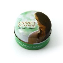 France 100% Original Perfume Solid Perfume And Fragrance Of Brand Originals Green Chance 15G Sexy Lady 2015 New Women(China)